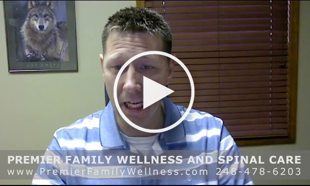 Upper Cervical Michigan Chiropractor Video Blog